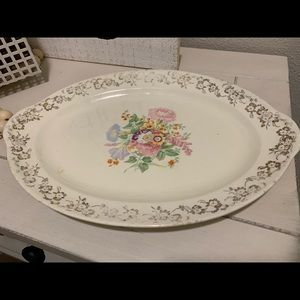 Vintage Taylor Smith Platter